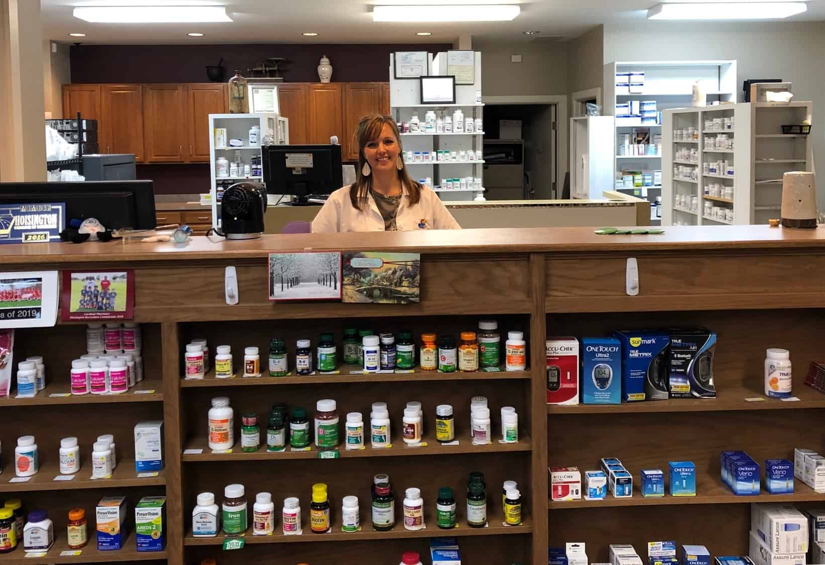 Pharmacist Feature: Marla Mooney