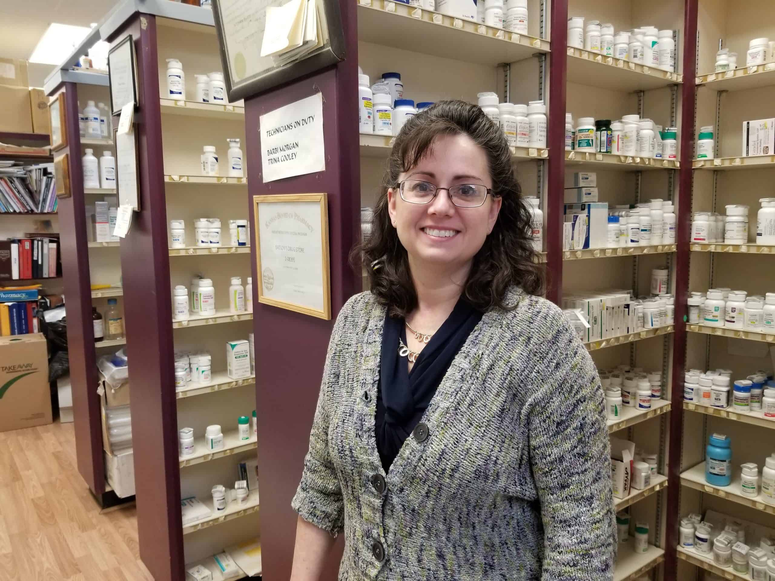 Pharmacist Spotlight - Julie Perkins