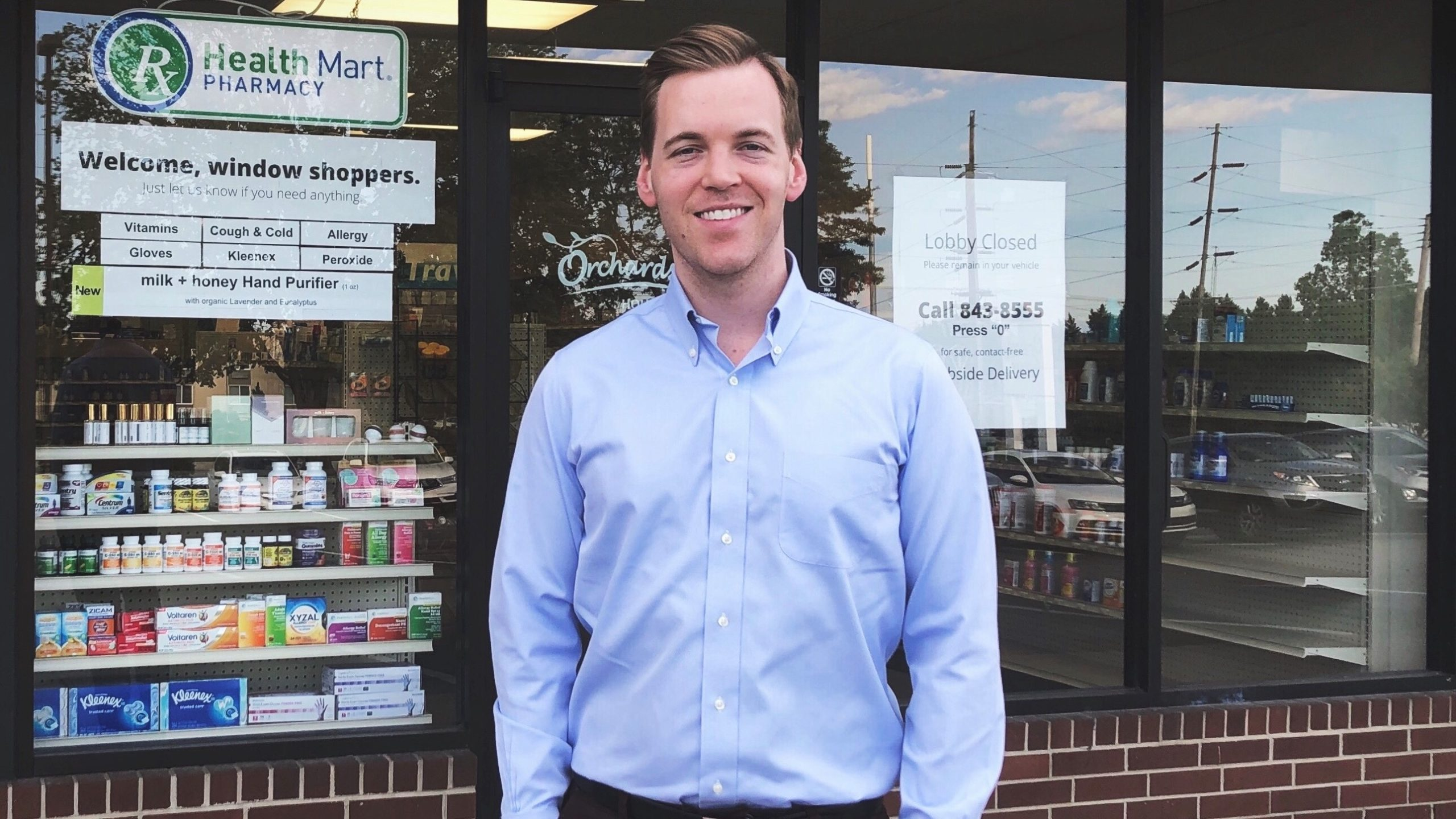 Pharmacist Spotlight: Will Anderson