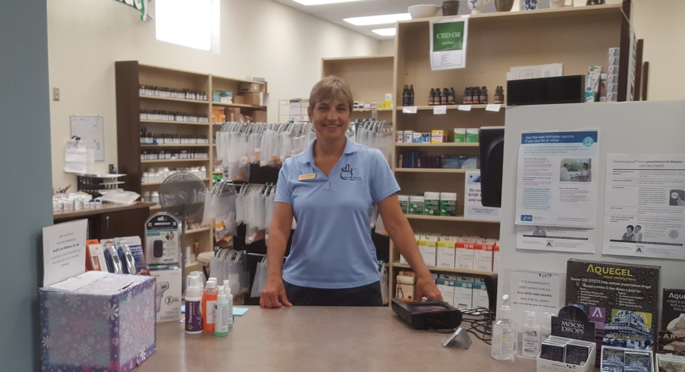 Pharmacist Spotlight - Lori Murdock